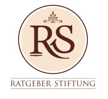 Logo Ratgeber Stiftung
